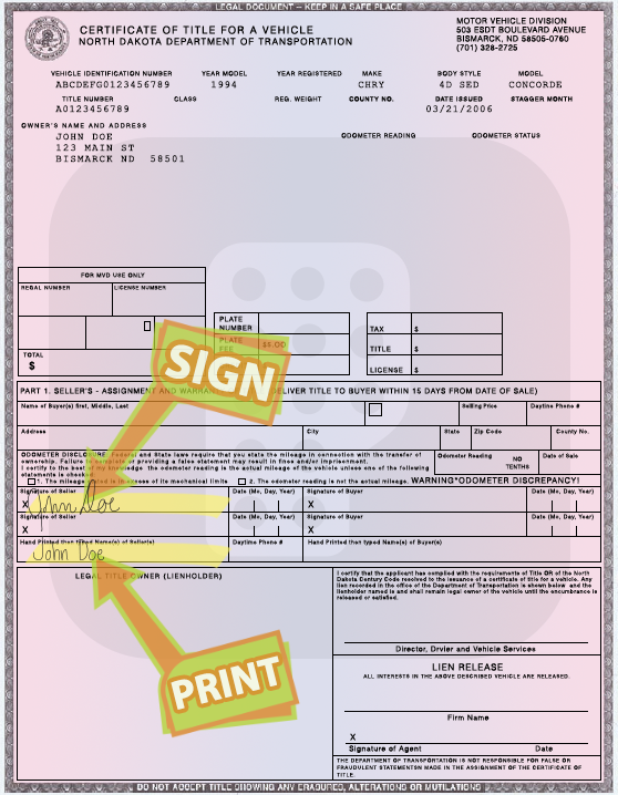 Motor Vehicle Forms - South Dakota Department of Revenue
