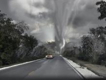 Car Safety In Tornado