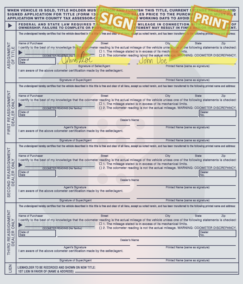 application to titles office victoria for lost certificate of title