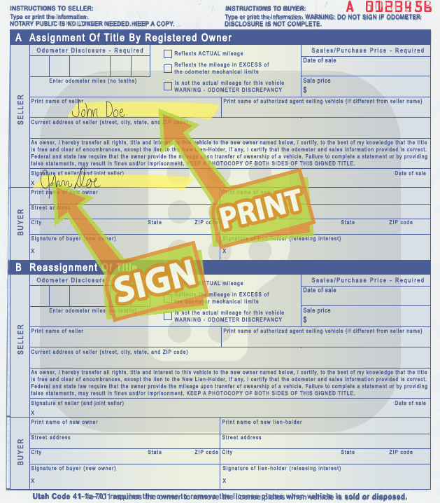 blank donation form